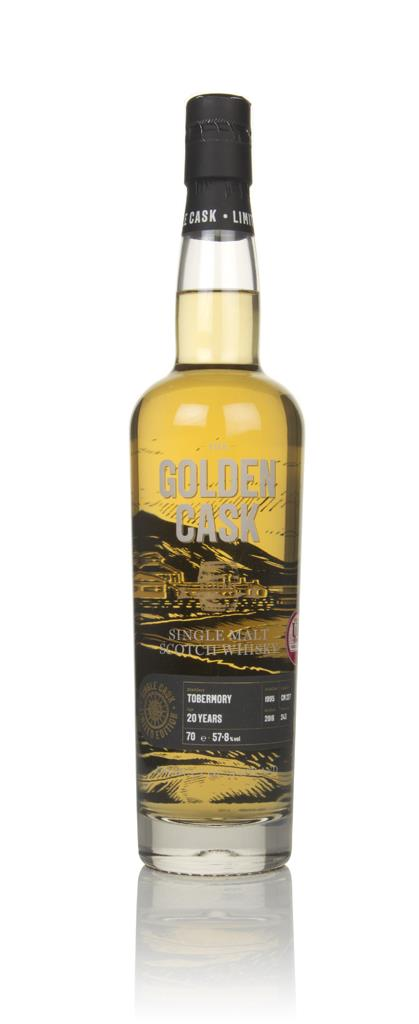 Tobermory 20 Year Old 1995 (cask CM227) - The Golden Cask (House of Ma Single Malt Whisky