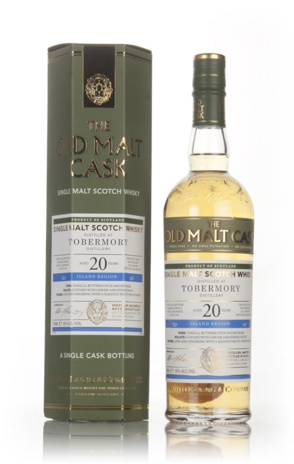 Tobermory 20 Year Old 1996 (cask 13190) - Old Malt Cask (Hunter Laing) Single Malt Whisky