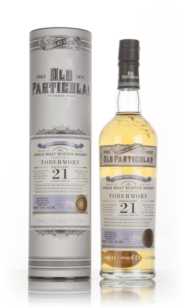 Tobermory 21 Year Old 1994 (cask 10950) - Old Particular (Douglas Lain Single Malt Whisky