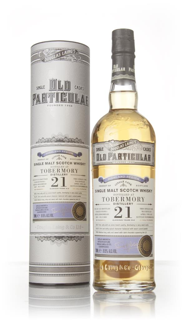 Tobermory 21 Year Old 1995 (cask 11485) - Old Particular (Douglas Lain Single Malt Whisky