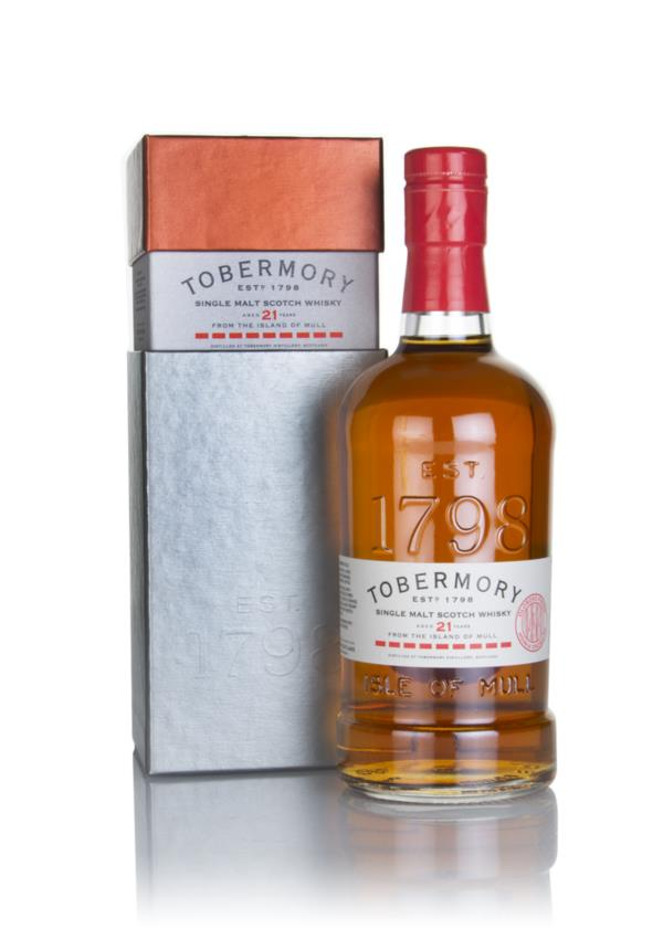 Tobermory 21 Year Old Oloroso Cask Finish Single Malt Whisky