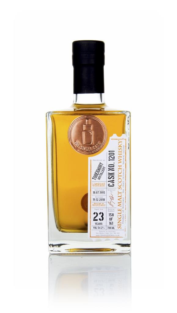 Tobermory 23 Year Old 1995 (cask 1201) - The Single Cask Single Malt Whisky