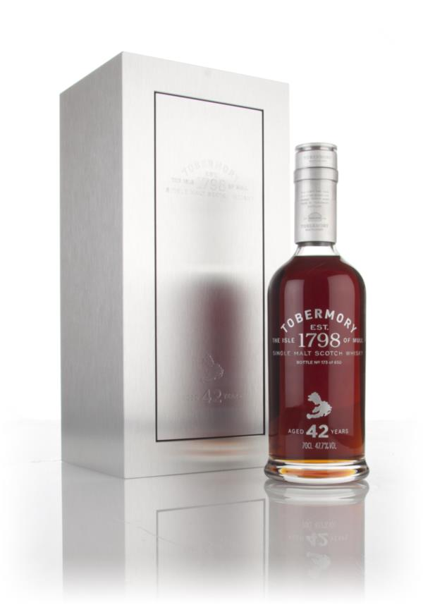 Tobermory 42 Year Old Single Malt Whisky