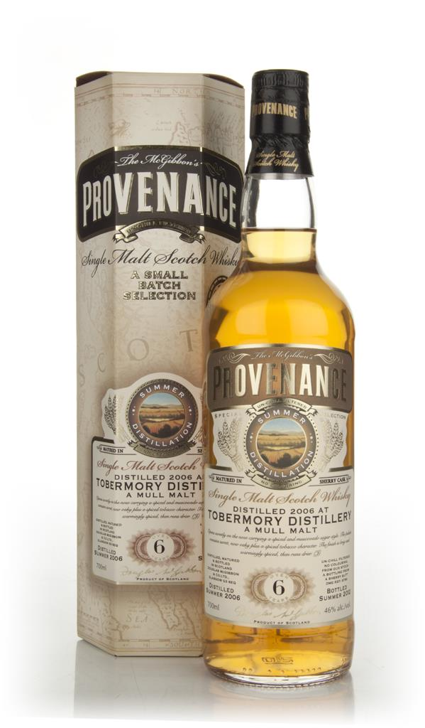 Tobermory 6 Year Old 2006 (cask 8760) - Provenance (Douglas Laing) Single Malt Whisky