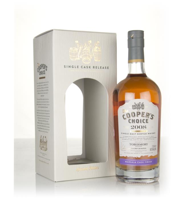 Tobermory 9 Year Old 2008 (cask 6669) - The Coopers Choice (The Vinta Single Malt Whisky
