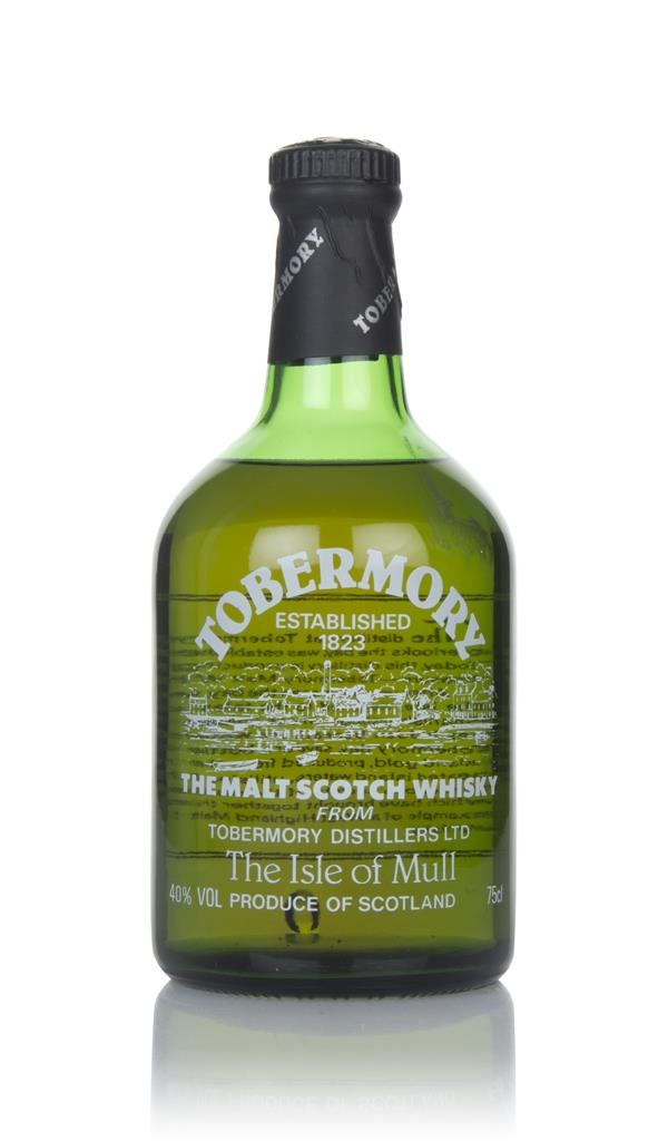Tobermory Single Malt (without Presentation Box) - 1980s Single Malt Whisky
