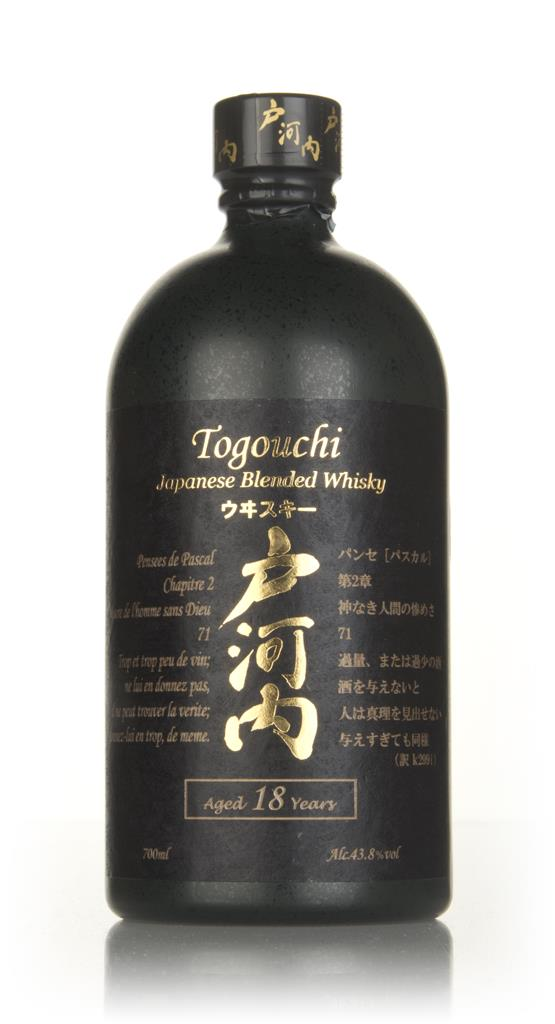 Togouchi 18 Year Old (43.8%) 3cl Sample Blended Whisky