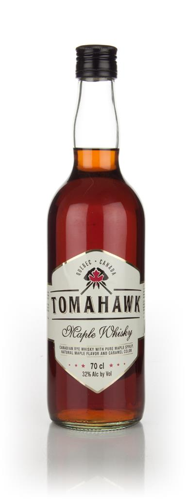 Tomahawk Maple Rye Whisky