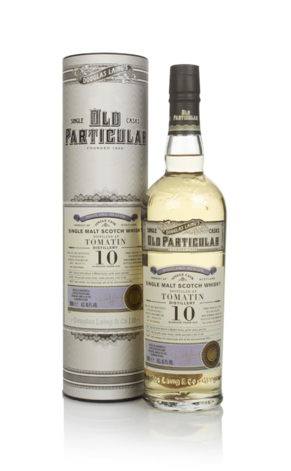 Tomatin 10 Year Old 2008 (cask 13774) - Old Particular (Douglas Laing) Single Malt Whisky