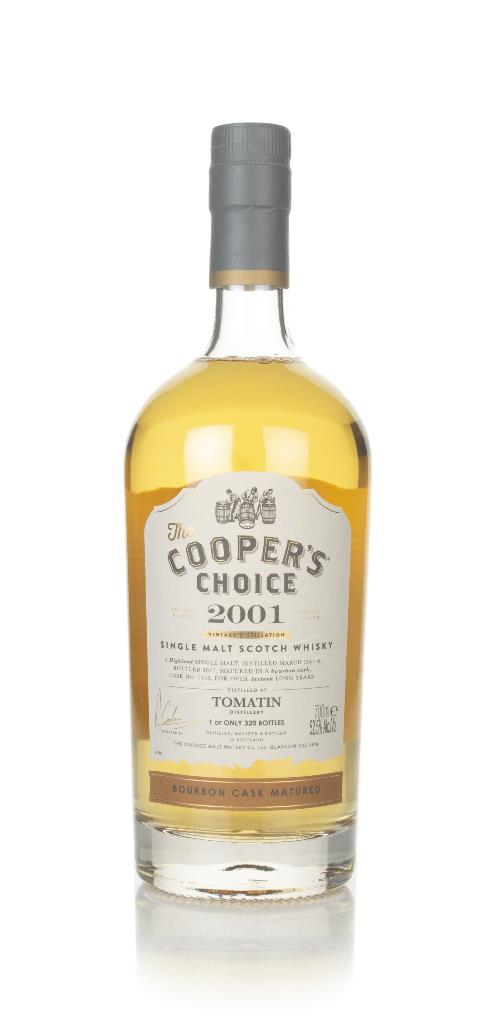 Tomatin 16 Year Old 2001 (cask 1153) - The Cooper's Choice (The Vintag Single Malt Whisky