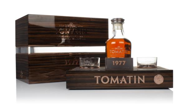 Tomatin 1977 42 Year Old Single Malt Whisky