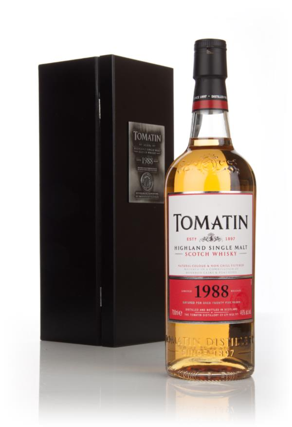 Tomatin 25 Year Old 1988 - Batch 1 3cl Sample Single Malt Whisky