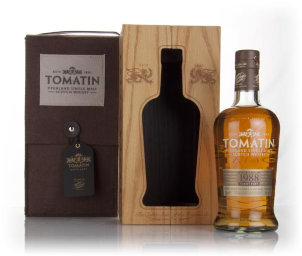 Tomatin 27 Year Old 1988 - Batch 3 3cl Sample Single Malt Whisky
