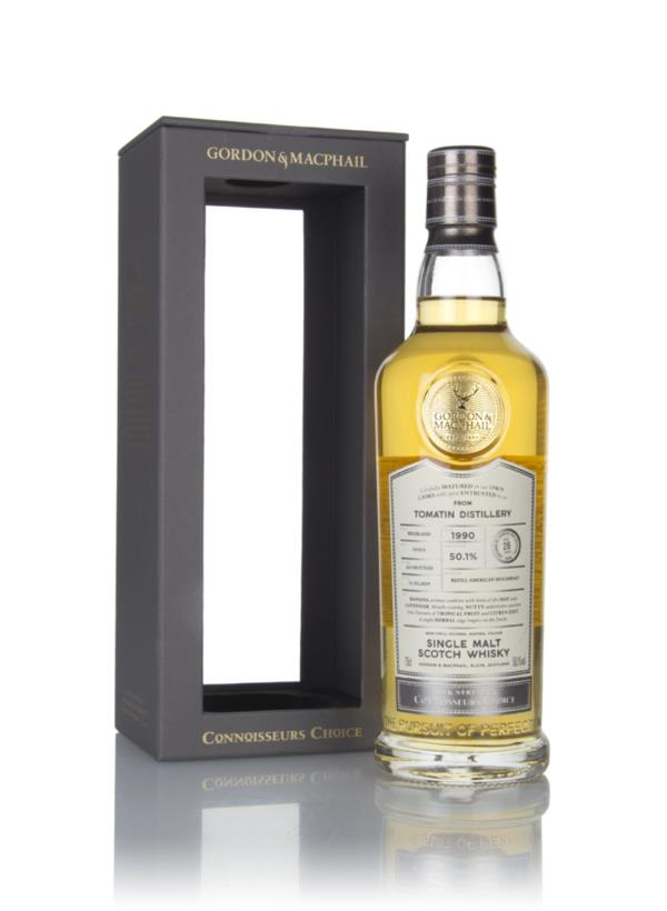 Tomatin 28 Year Old 1990 - Connoisseurs Choice (Gordon & MacPhail) Single Malt Whisky