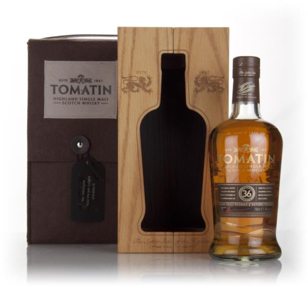 Tomatin 36 Year Old 3cl Sample Single Malt Whisky