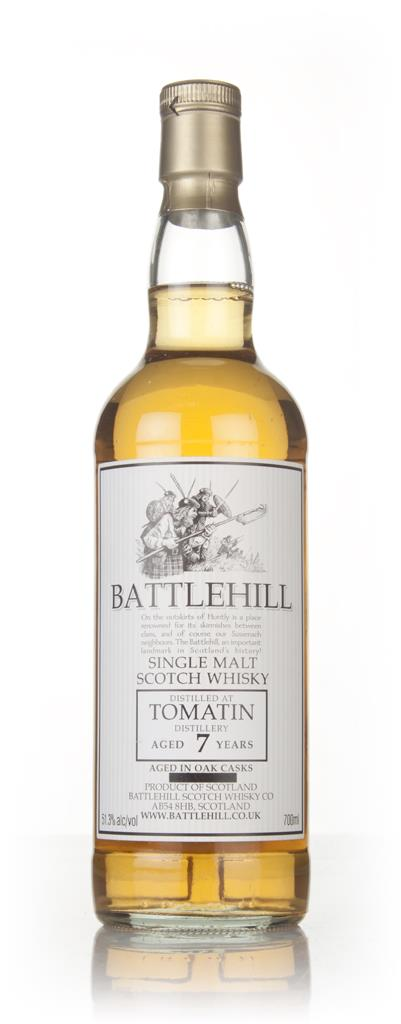 Tomatin 7 Year Old 2009 - Battlehill (Duncan Taylor) Single Malt Whisky