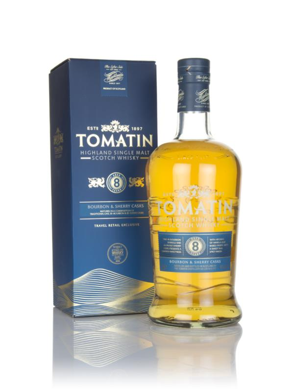 Tomatin 8 Year Old Bourbon & Sherry Casks Single Malt Whisky