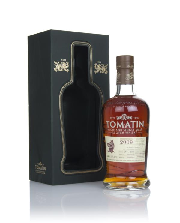 Tomatin 9 Year Old 2009 (cask 3554) - Single Cask Single Malt Whisky