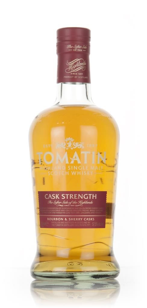 Tomatin Cask Strength 57.5% Single Malt Whisky
