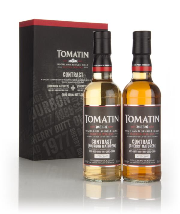 Tomatin Contrast Single Malt Whisky