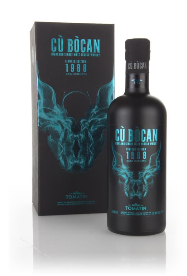 Tomatin Cu Bocan 1988 Vintage Limited Edition Single Malt Whisky