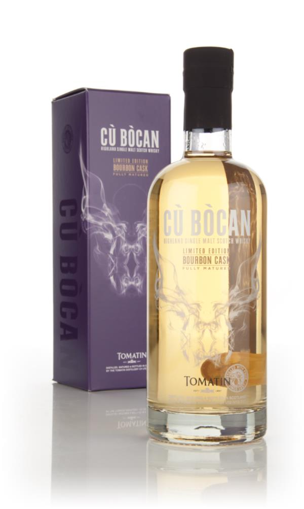 Tomatin Cu Bocan Bourbon Cask Single Malt Whisky
