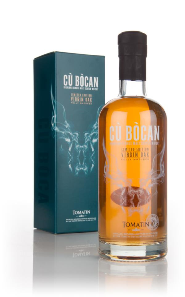 Tomatin Cu Bocan Virgin Oak Single Malt Whisky