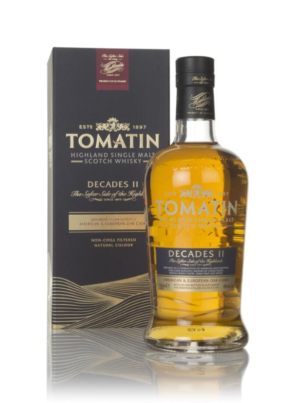 Tomatin Decades II Single Malt Whisky