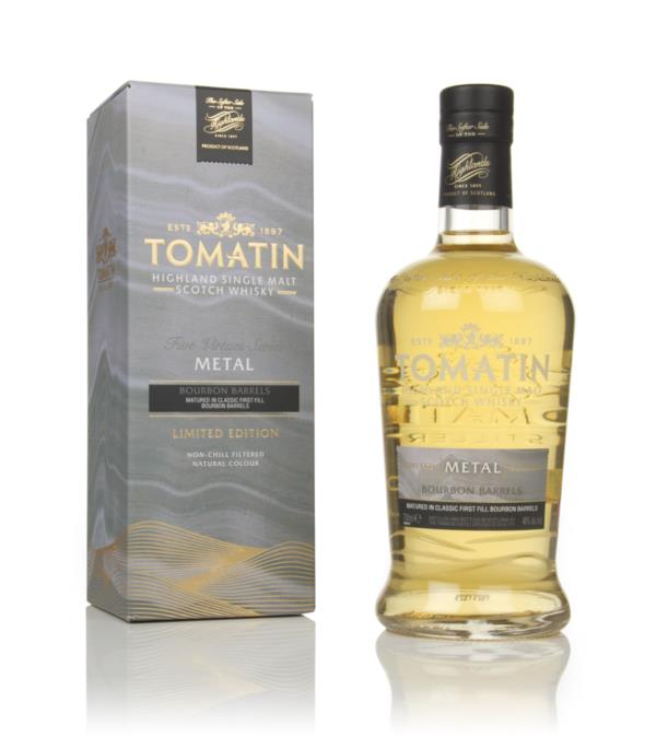 Tomatin Five Virtues - Metal Single Malt Whisky