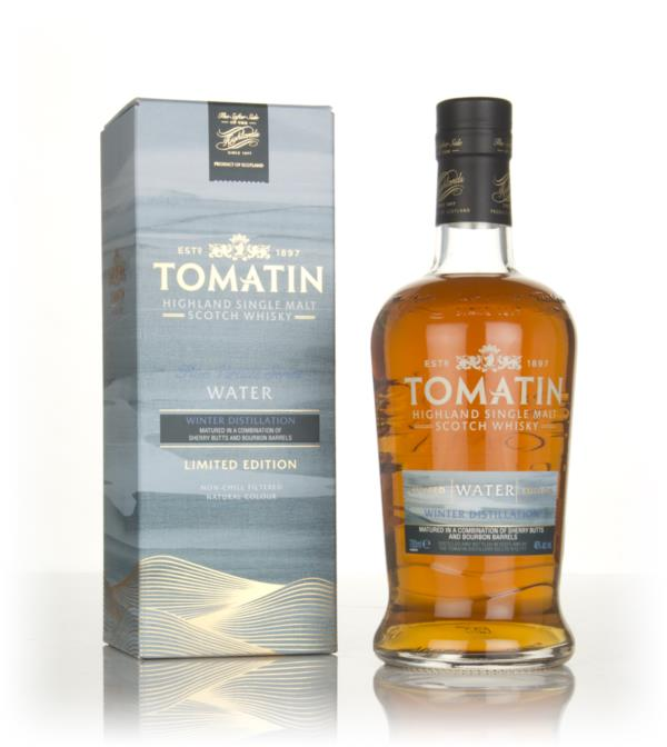 Tomatin Five Virtues - Water 3cl Sample Single Malt Whisky