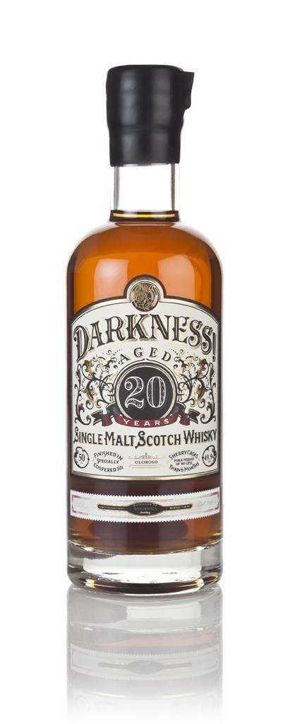 Darkness! Tomintoul 20 Year Old Oloroso Cask Finish 3cl Sample Single Malt Whisky