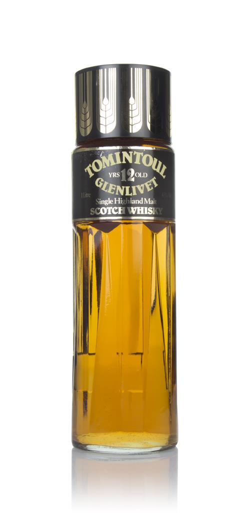 Tomintoul 12 Year Old (Perfume Bottle) - 1980s Single Malt Whisky
