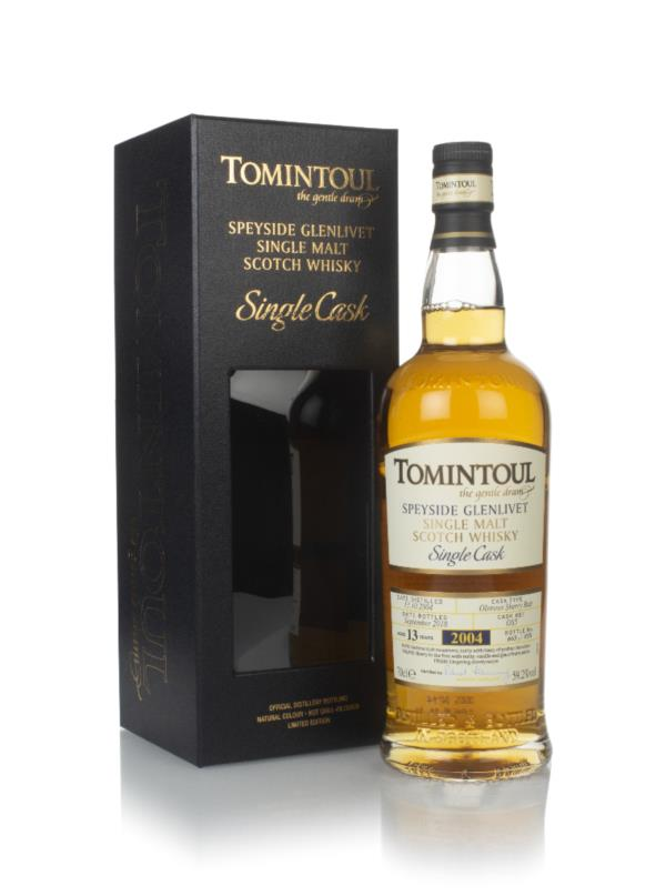 Tomintoul 13 Year Old 2004 (cask 5) - Oloroso Sherry Butt Matured Single Malt Whisky