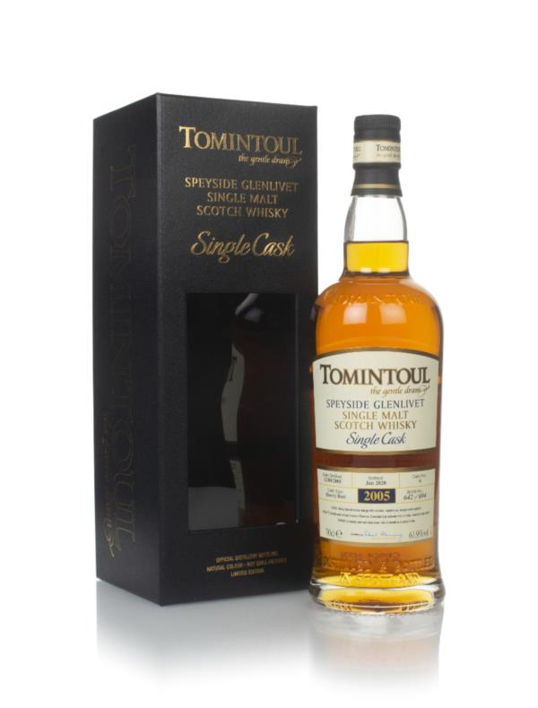 Tomintoul 14 Year Old 2005 (cask 6) - Sherry Butt Matured Single Malt Whisky