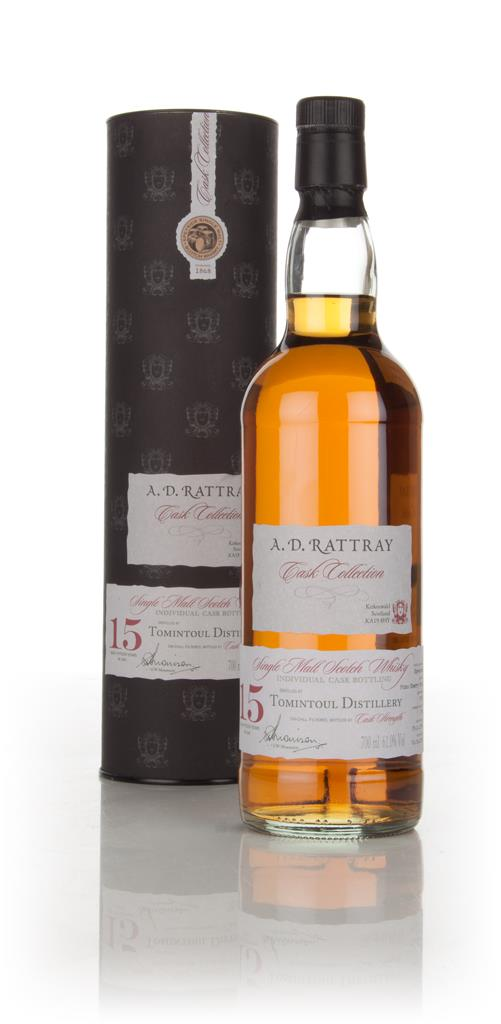 Tomintoul 15 Year Old 1999 (cask 9289) - Cask Collection (A. D. Rattra Single Malt Whisky