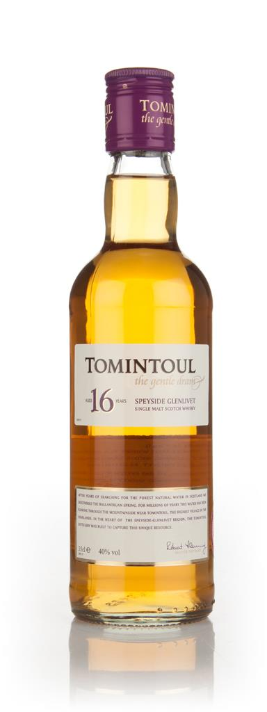 Tomintoul 16 Year Old 35cl Single Malt Whisky