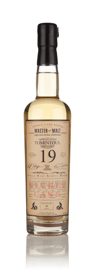 Tomintoul 19 Year Old 1995 - Single Cask (Master of Malt) Single Malt Whisky