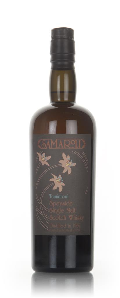 Tomintoul 1967 (bottled 2014) (cask 5268) - Samaroli 3cl Sample Single Malt Whisky