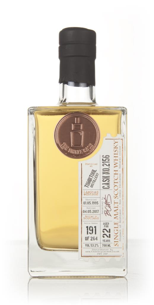 Tomintoul 22 Year Old 1995 (cask 2156) - The Single Cask Single Malt Whisky