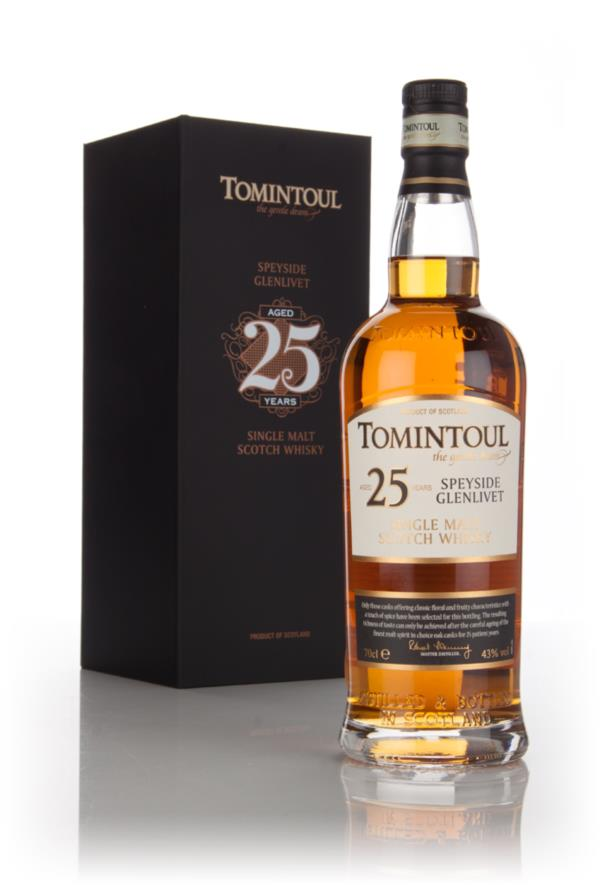 Tomintoul 25 Year Old 3cl Sample Single Malt Whisky
