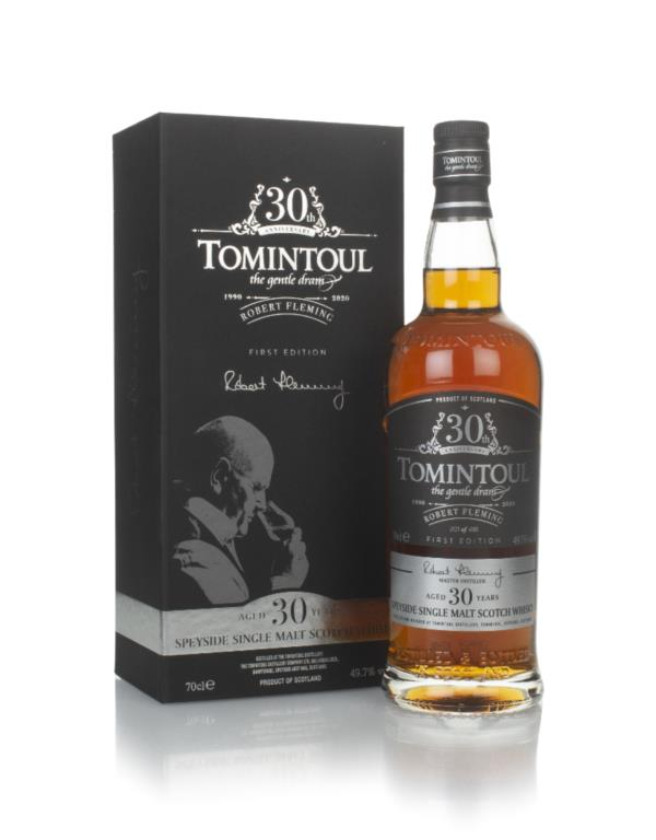 Tomintoul 30 Year Old - Robert Fleming 30th Anniversary (First Edition Single Malt Whisky