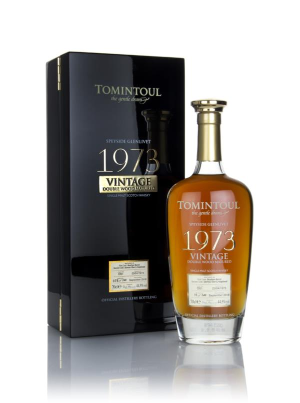 Tomintoul 45 Year Old 1973 Single Malt Whisky