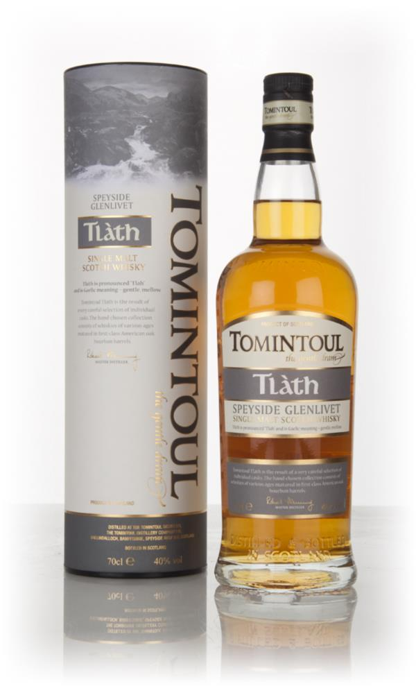 Tomintoul Tlath Single Malt Whisky