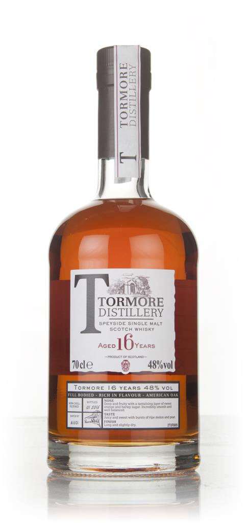 Tormore 16 Year Old Single Malt Whisky