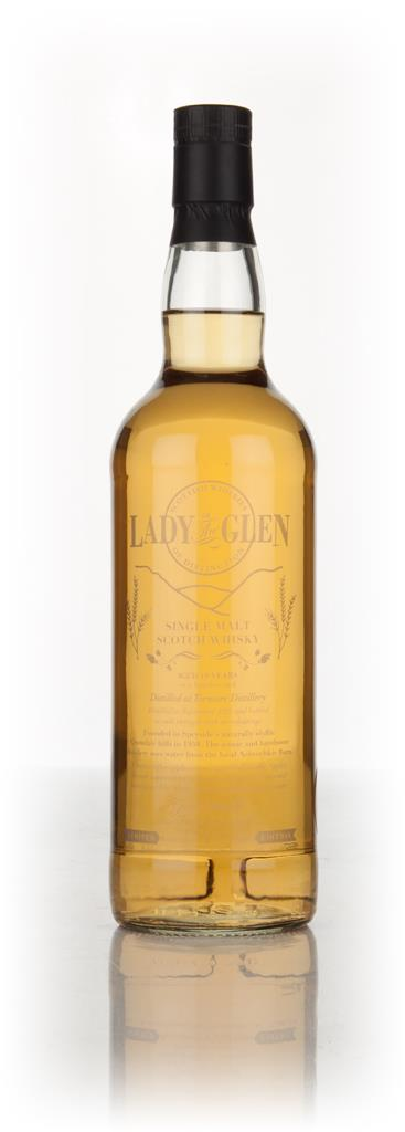 Tormore 19 Year Old 1995 - Lady of the Glen (Hannah Whisky Merchants) Single Malt Whisky