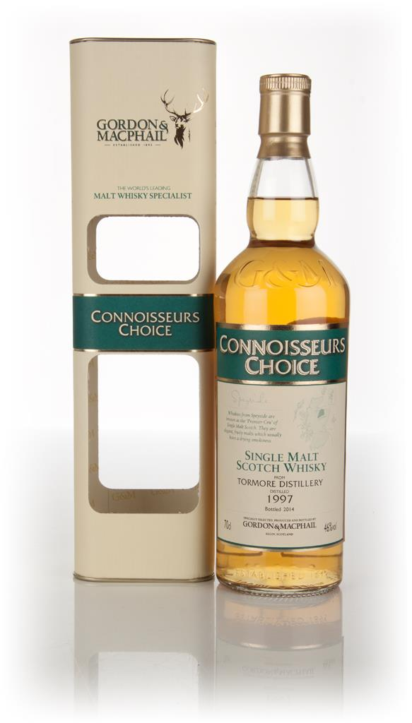 Tormore 1997 (bottled 2014) - Connoisseurs Choice (Gordon & MacPhail) Single Malt Whisky