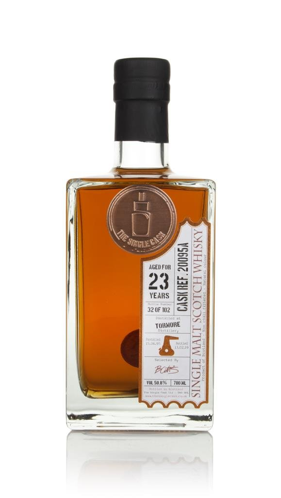 Tormore 23 Year Old 1995 (cask 20095A) - The Single Cask Single Malt Whisky