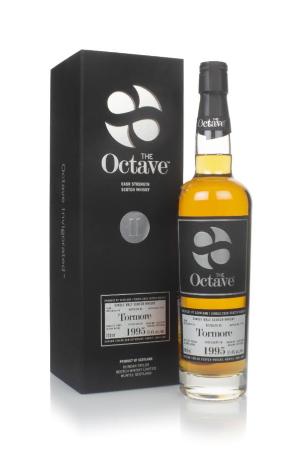 Tormore 23 Year Old 1995 (cask 8221049) - The Octave (Duncan Taylor) Single Malt Whisky