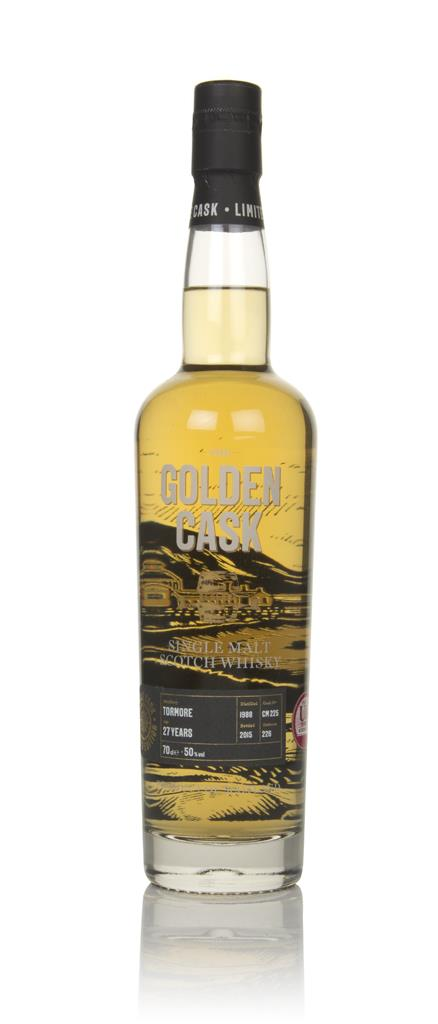 Tormore 27 Year Old 1988 (cask CM225) - The Golden Cask (House of Macd Single Malt Whisky