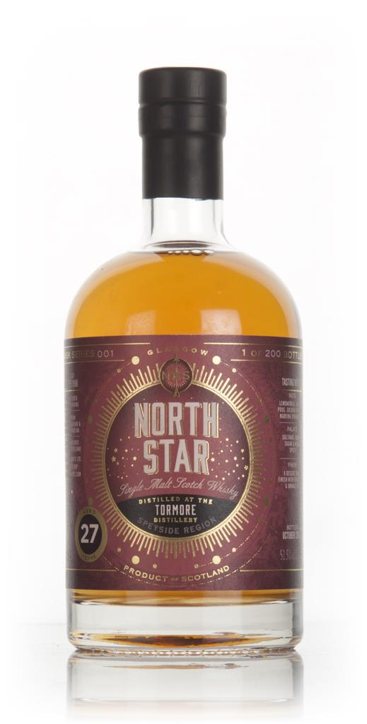 Tormore 27 Year Old 1988 - North Star Spirits 3cl Sample Single Malt Whisky